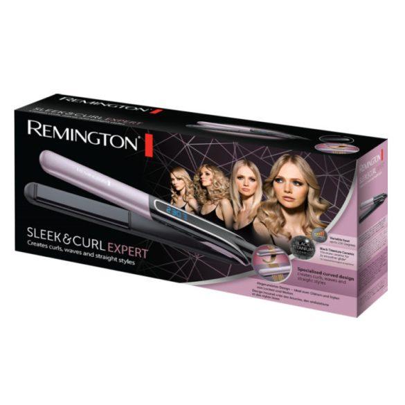 Remington S6700 Sleek & Curl Expert hajsimító